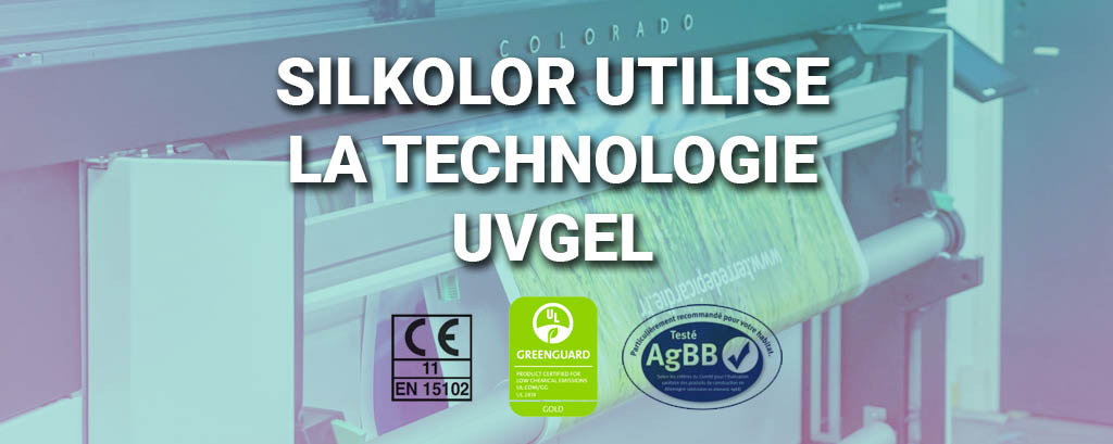 La technologie UVGel réinvente vos impressions d'adhésifs